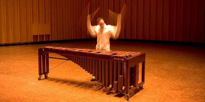 Oz YouTube Marimba Competition