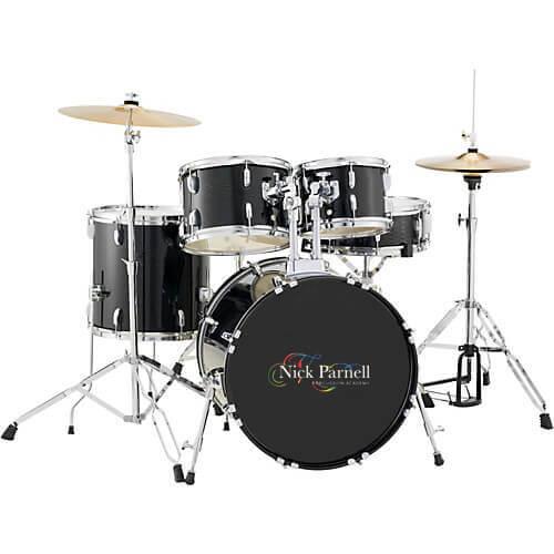 Drum Kit Acoustic